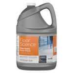 Diversey Floor Science Easy Apply Floor Finish, Ammonia Scent, 1 gal Container, 4/Carton