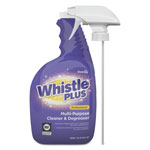 Diversey Whistle Plus Professional Multi-Purpose Cleaner and Degreaser, Citrus, 32 oz