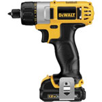Dewalt Tools 12 Volt LIthium Ion Screwdriver Kit