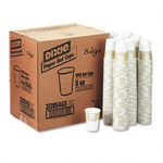Dixie Sage Paper Hot Cups, 8 Ounce