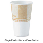 Dixie 3 Oz Cold Paper Cups, Sage Design, Pack of 1200