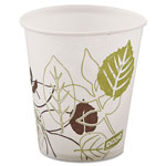 Dixie Pathways Wax Treated Paper Cold Cups, 5 oz, 100 per pack