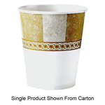 Dixie 5 Oz Cold Paper Cups, Sage Design, Pack of 2400