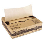 Dixie Interfolded Lightweight Dry Waxed Sheets, 10 3/4 x 7 1/2, 500/Box, 12 Bx/Carton