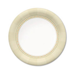 Dixie Sage Collection Mediumweight Paper Plates, 7""