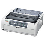 Okidata Microline 620 - Printer - B/W - Dot-matrix