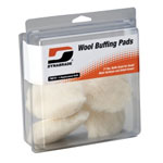 "Dynabrade 3"" Synthetic Wool Pads"