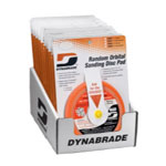 "Dynabrade 5"" Sanding Pad Counter Display (Vacuum)"