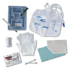 Medline Add-A-Cath Foley Catheter Tray Add A Cath, Foley, Drain Bag, 10Ml Syr