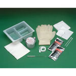 Medline Tracheostomy Clean & Care Trays Trach, Saline, Peroxide