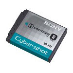 Sony NP-FR1 InfoLITHIUM R-series Camera Battery Li-Ion 1220 MAh