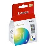 Canon CL 31 Print Cartrid1 x Color (cyan, Magenta, Yellow)