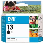 HP 13 Print Cartrid1 x Black