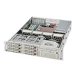 Supermicro SC823 T-550LP - Rack-mountable - 2U - Extended ATX