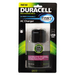Duracell Wall Charger for USB Devices, 1 USB Port