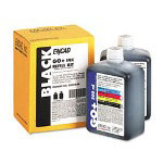 Encad Go Plus Refill Kit, Pro/Proe/Novacut/Nj500,600,700 & 800, Black