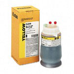 Encad QI Dye Ink Refill for NovaJet 1000i Series Printers, 700ml, Yellow