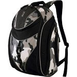 Mobile Edge MEBPE6 Express Backpack - Carrying Backpack - Black, Urban Camo