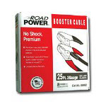 Coleman Cable 2 Gauge, 25 Foot Booster Cable