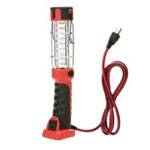 Coleman Cable 36 LED Worklight w/ Outlet