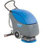 Euroclean Razor SV17 Automatic Scrubber Floor Machine with Batteries
