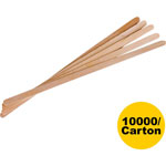 "Eco-Products Wooden Stir Sticks, 7"", Birch Wood, Natural, 1000/Pack"