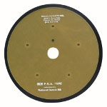 "Eezer Products 8"" National Detroit Replacement Pad, PSA"