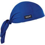 Ergodyne Hi-Performance Dew Rag, Blue