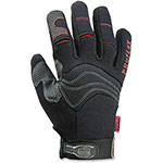 Ergodyne Cut Resistant PVC Gloves, Large, 1/PR, Black