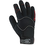 Ergodyne Utility Gloves, Small, 1/PR, Black
