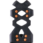 Ergodyne Ice Traction Device, Med, 1/PR, Black