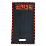 Ergodyne ProFlex 385 Large Kneeling Pad, 16 x 28 x 1, Black/Orange