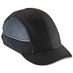 Ergodyne Skullerz 8960 Bump Cap w/LED Lighting Technology, Long Brim, Navy