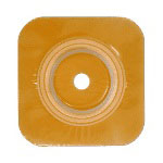 Genairex Extended Wear Hydrocolloid Skin Barrier with Flange 1 1/ 4""
