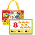 Educational Insights Hot DotsJr. Card Sets, Numbers