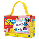 Educational Insights Hot DotsJr. Card Sets, Colors