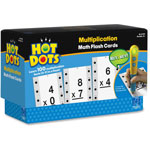 Educational Insights Multiplication Facts Flash Cards 0-9, 6/ST, Multi
