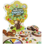 Educational Insights The Sneaky Snacky Squirrel Game, Mutli