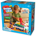 Educational Insights Design/Drill Activity Center, 3/ST, Multi