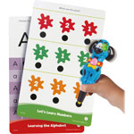 Educational Insights Jr. Getting Ready For School Set, 160 Pcs, Multi