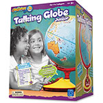 Educational Insights Junior Talking Globe, Ages 5 Up