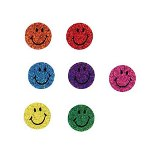 Trend Enterprises Sparkle Smile Stickers, Variety Pack