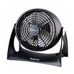 "Holmes HANF76BLZ07 Charcoal 2 Speed Blizzard Jr. Fan, 11 1/2"" x 6 7/8"" x 10 3/4"""