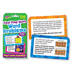 "Trend Enterprises Math Challenge Cards, Grades 4-6, 3-1/8""x5-1/4"""