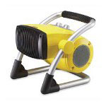 Air King 675900 Yellow w/Black Professional Heater