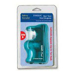 Staedtler Battery Operated Pencil Sharpener with Single Hole, Assorted