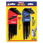 Eklind Tool Company 22 Piece Ball Hex® Key Combo Set