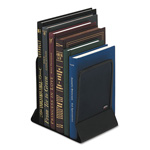 "Eldon Expressions Wire Mesh Bookends, 6 1/4"" High, Black"