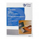 Elite Image Label Copier 8 1/2 X 11 White 100Pack