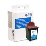 Elite Image Inkjet Cartridge, Black, Compatible, OEM: 12A1970, 17G0050 600 Page Yield